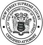 NJ Supreme Court badge
